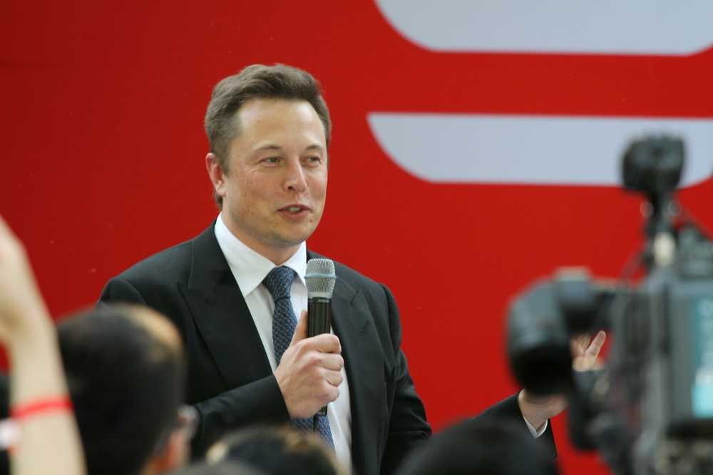 Elon Musk Met with Bitcoin Miners in North America
