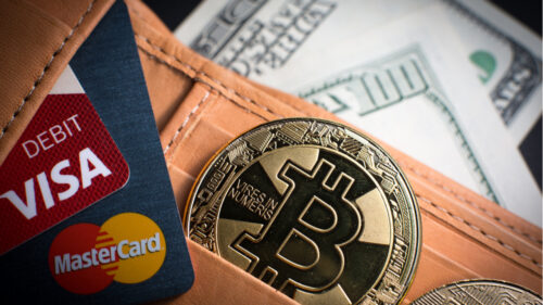 Binance statement from Visa and Mastercard officials